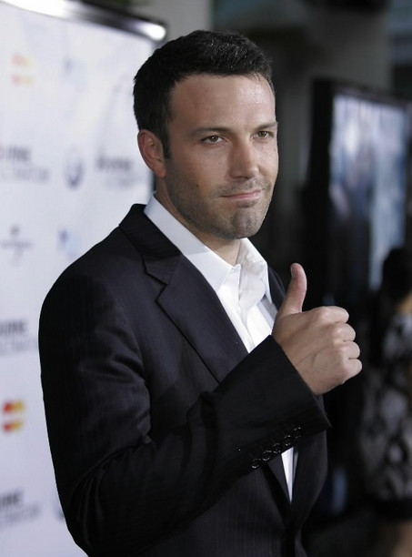 Ben Affleck Approves
