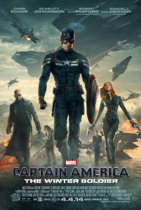 Captain America: The Winter Solider Poster