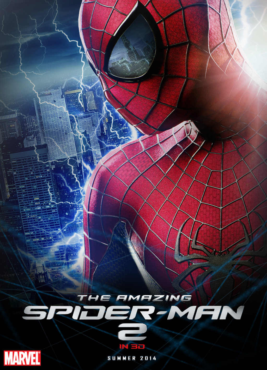 Astral nymphets  The Amazing Spider-Man 2 (2014)