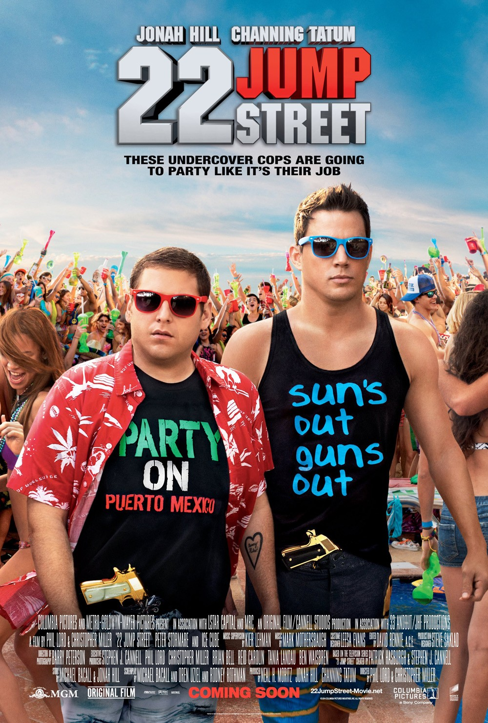22 Jump Street (2014) – Consumed By Film