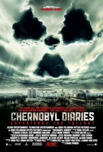 Chernobyl Diaries Poster