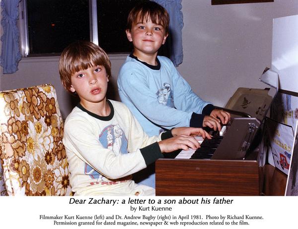 Dear Zachary - Kurt and Andrew