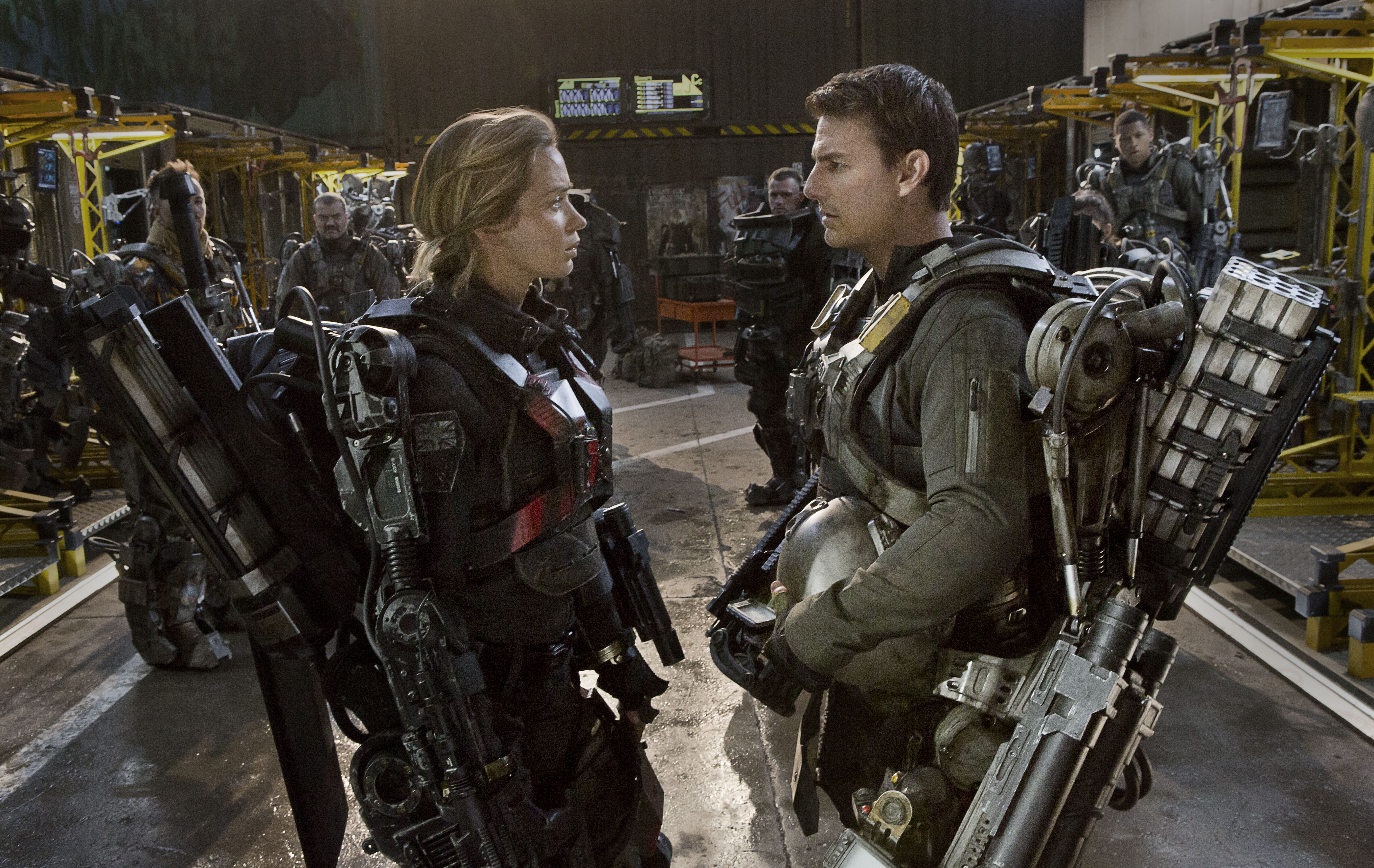 Edge of Tomorrow (2014) – Consumed By Film