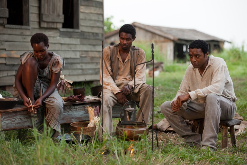 12 Years a Slave - Ejiofor