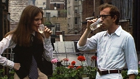 Annie Hall - Woody and Diane