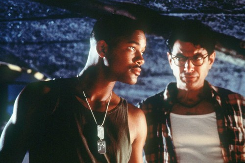 Independence Day - Smith and Goldblum