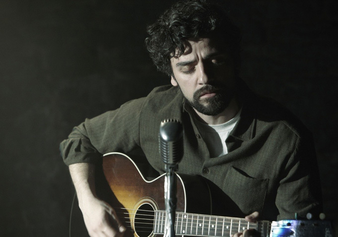 Inside Llewyn Davis - Oscar Isaac Guitar