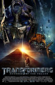 Transformers Revenge of the Fallen Poster