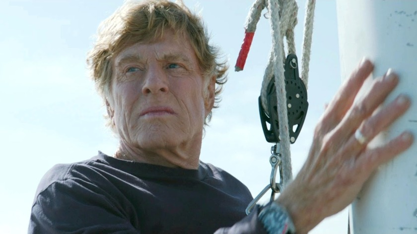 All Is Lost - Redford