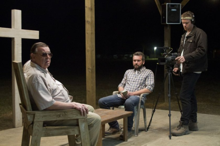 The Sacrament - AJ Bowen and Joe Swanberg