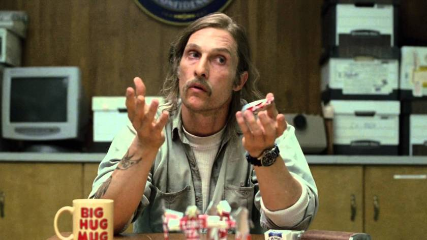 True Detective - Rust Cohle