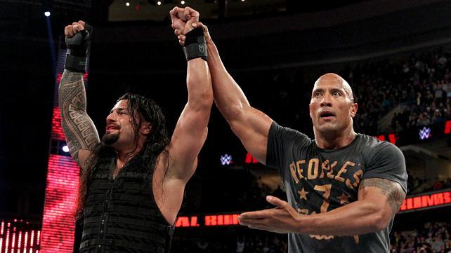 Rumble - Rock Reigns