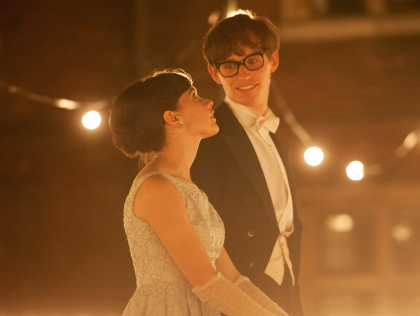 The Theory of Everything - Redmayne and Jones