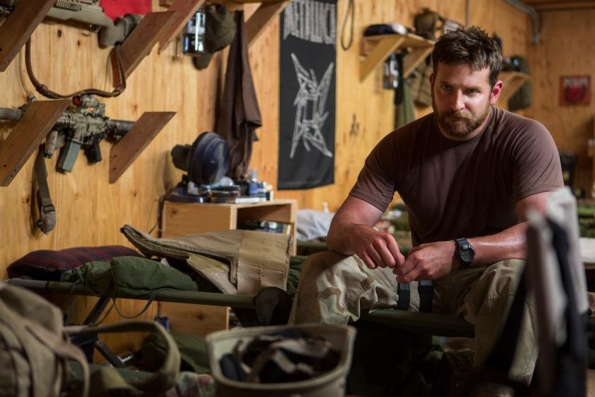 American Sniper - Bradley Cooper