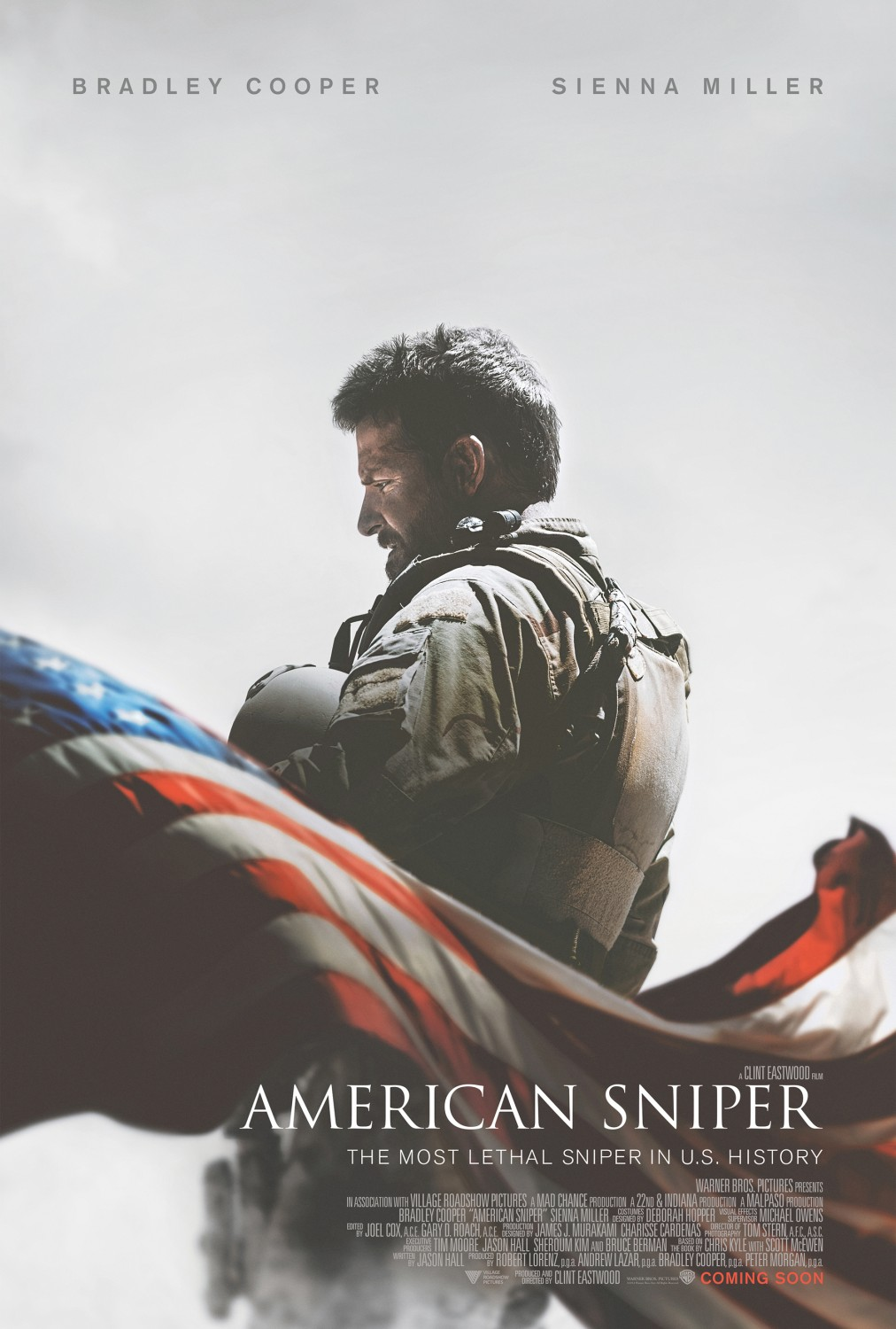 an analysis of the movie american sniper Rhetorical analysis american sniper trailer tuesday, february 10, 2015 american sniper movie trailer rhetorical analysis i can personally say that the movie trailer for american sniper did a very good job of appealing to my emotions and is a good representation of the movie.