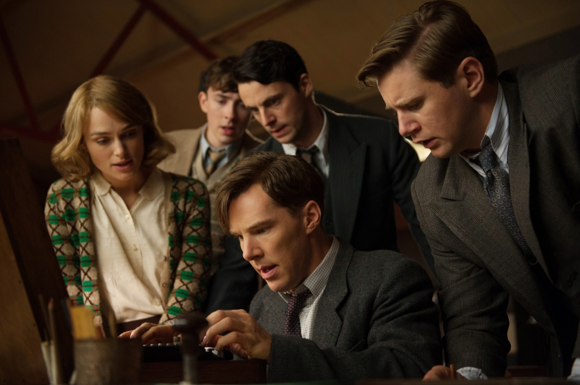 The Imitation Game - Cast