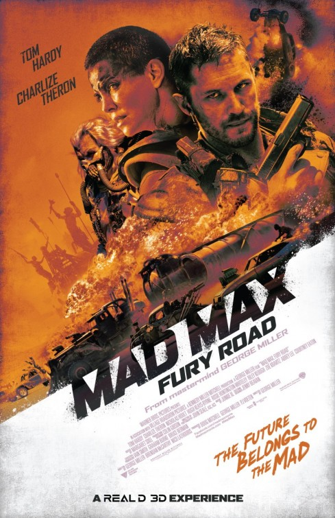 Mad Max Fury Road 2015 Consumed By Film