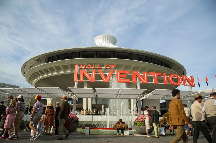 Tomorrowland - Hall of Invention