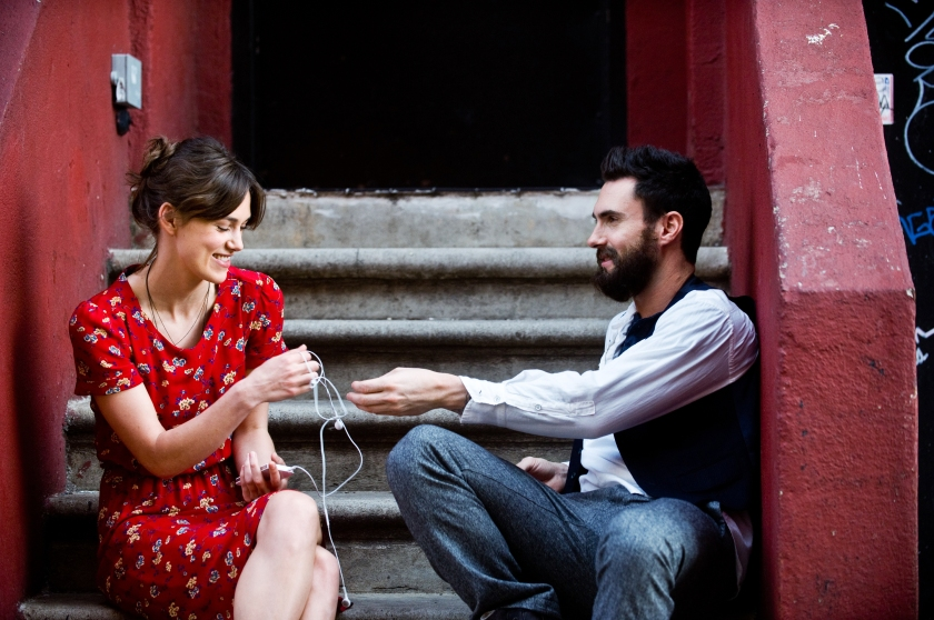 Begin Again - Knightley & Levine