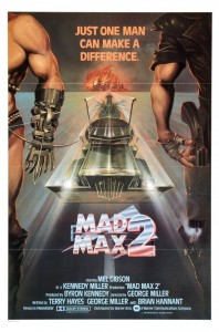 Mad Max The Road Warrior Poster