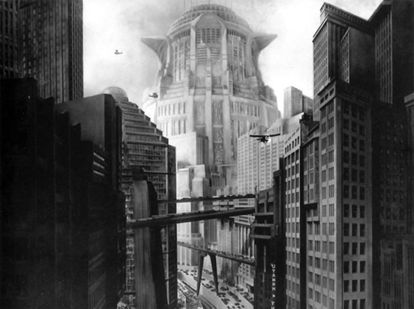 Metropolis - City