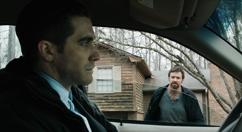 Prisoners - Gyllenhaal & Jackman