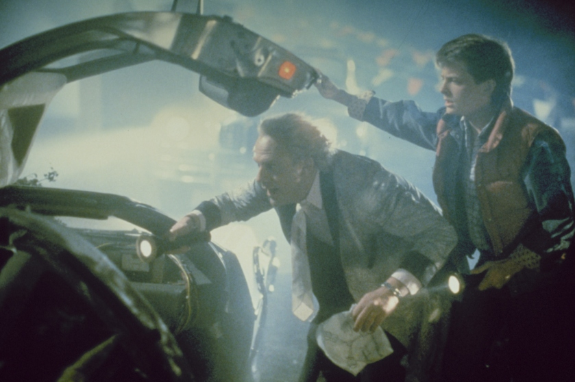 Back to the Future - Doc & Marty 2