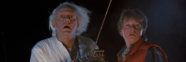 Back to the Future - Doc & Marty