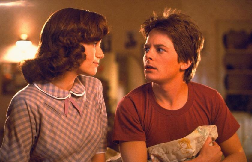 Back to the Future - Mum & Marty