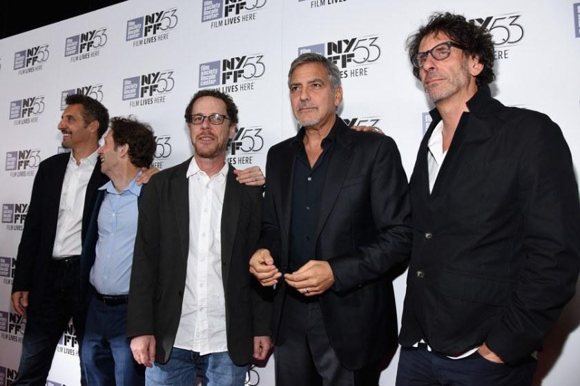 Clooney & Coens
