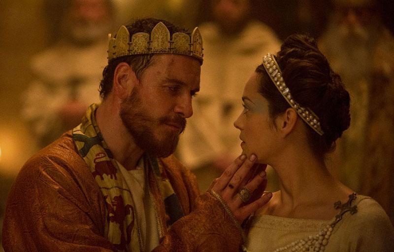 Macbeth - Michael Fassbender & Marion Cotillard