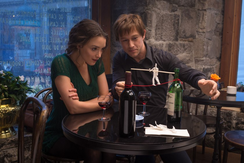 The Walk - Charlotte Le Bon & Joseph Gordon-Levitt