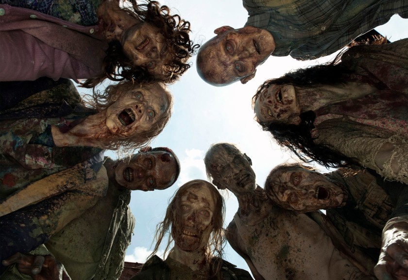 The Walking Dead - Walkers