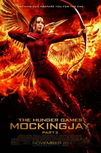 The Hunger Games Mockingjay Part 2 Poster