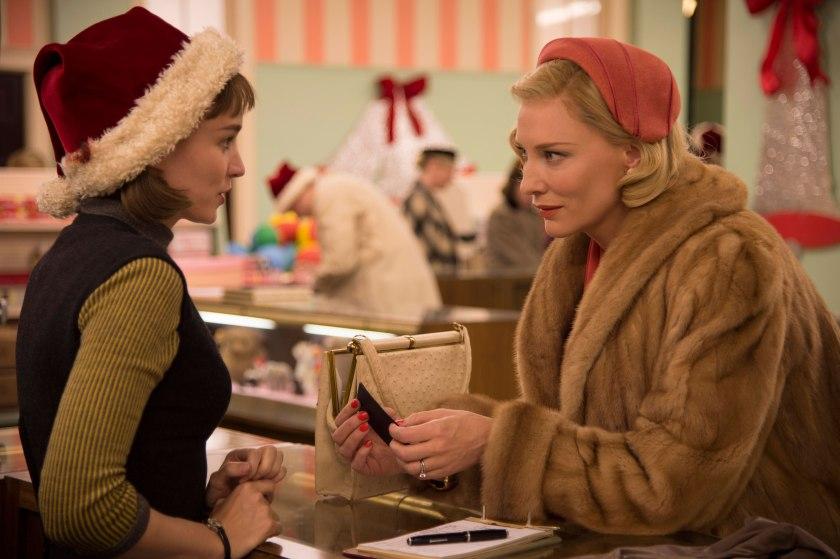Carol - Rooney Mara & Cate Blanchett