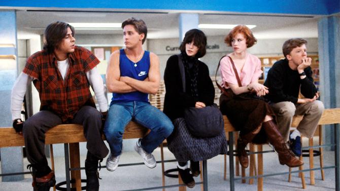 The Breakfast Club - Cast