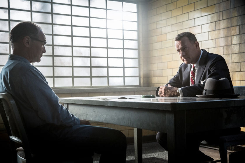 Bridge of Spies - Tom Hanks & Mark Rylance