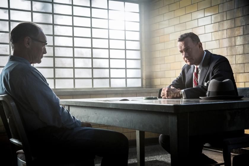Bridge of Spies - Tom Hanks & Mark Rylance
