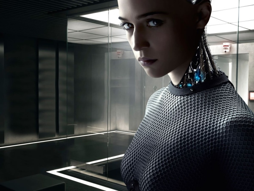 Ex Machina - Alicia Vikander 3