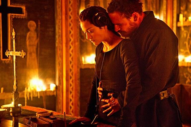 Macbeth - Cotillard & Fassbender