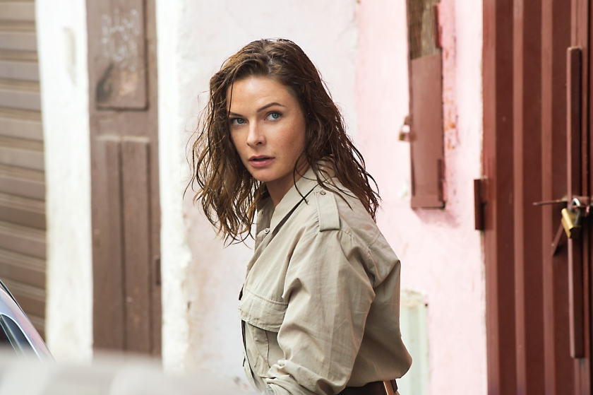 Mission: Impossible -- Rogue Nation - Rebecca Ferguson