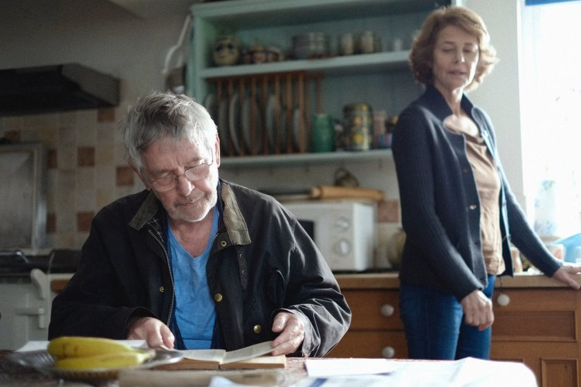 45 Years - Tom Courtenay & Charlotte Rampling