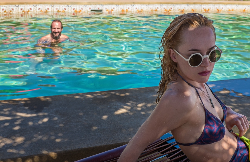 A Bigger Splash - Johnson & Fiennes