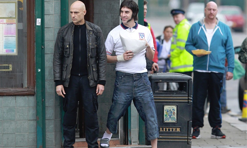 Grimsby - Mark Strong & Sasha Baron Cohen