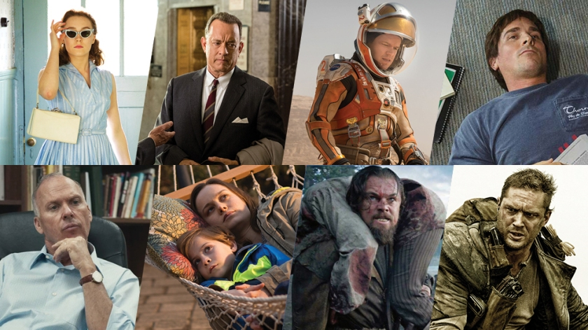 Oscars 2016 - Best Picture