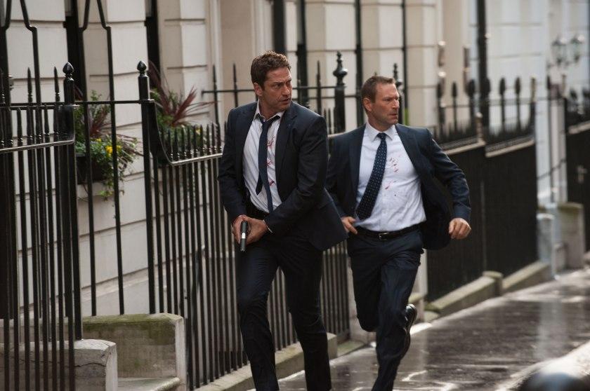 London Has Fallen - Gerard Butler & Aaron Eckhart