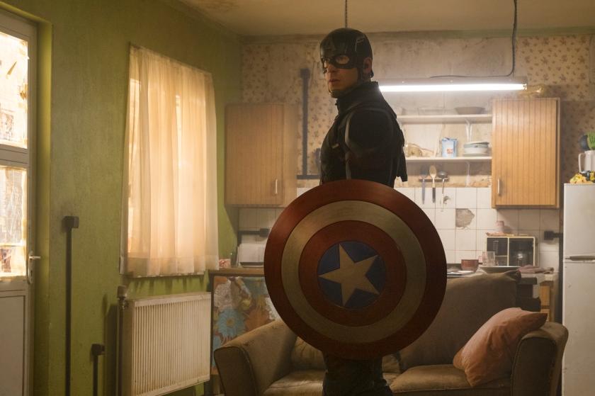 Captain America: Civil War - Chris Evans