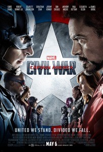 Captain America Civil War Poster