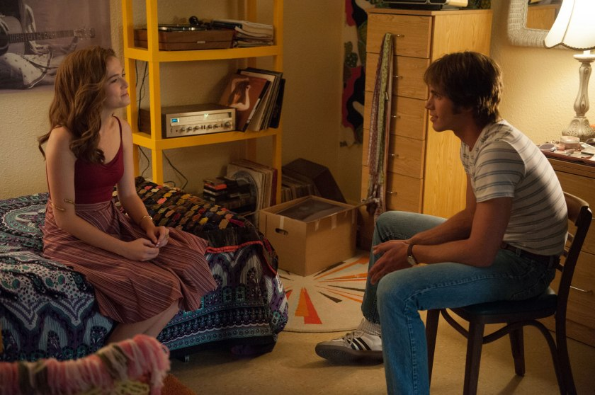 Everybody Wants Some!! - Zoey Deutch & Blake Jenner