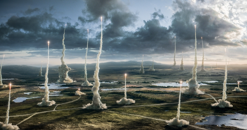 X-Men: Apocalypse - Rockets
